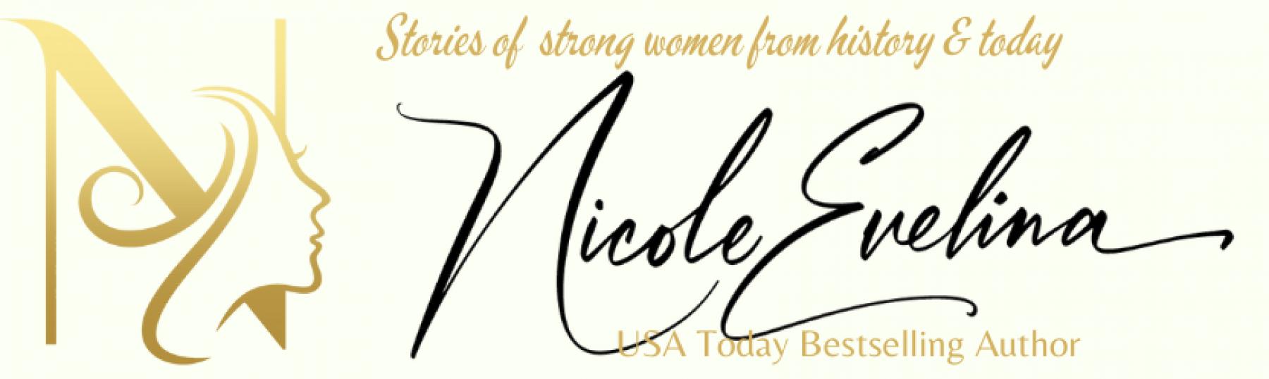 Nicole Evelina - USA Today Bestselling Author